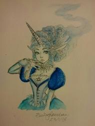 142- Artwork by ParanoidEmily