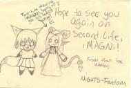 195- Artwork by NiGHTS-Fandom