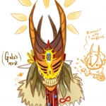 Gala mask concept