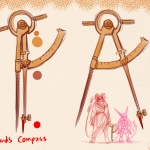 Argand Compass rough