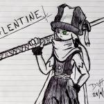 Valentine by DiGi