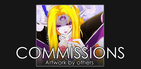 Commissions by other artists
