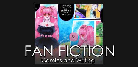 Fan fiction archive