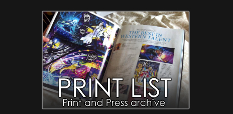 Print and press list